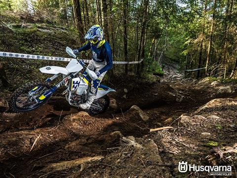 2017 Husqvarna FX 350 in Woodinville, Washington