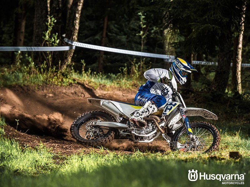 2017 Husqvarna FX 350 in Bingen, Washington