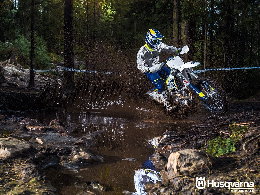 2017 Husqvarna FX 450 in Fontana, California