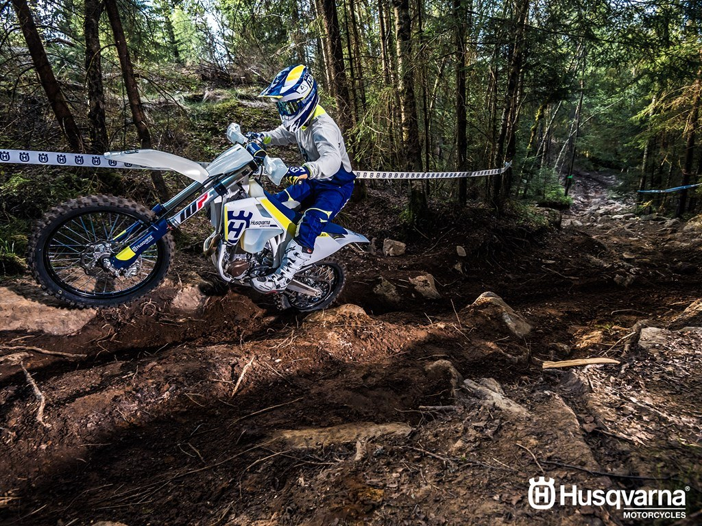 2017 Husqvarna FX 450 in Berkeley, California