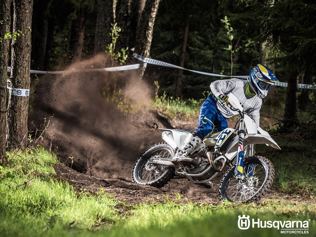 2017 Husqvarna FX 450 in Costa Mesa, California