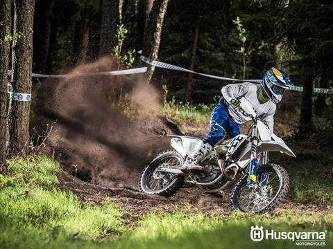 2017 Husqvarna FX 450 in Sacramento, California