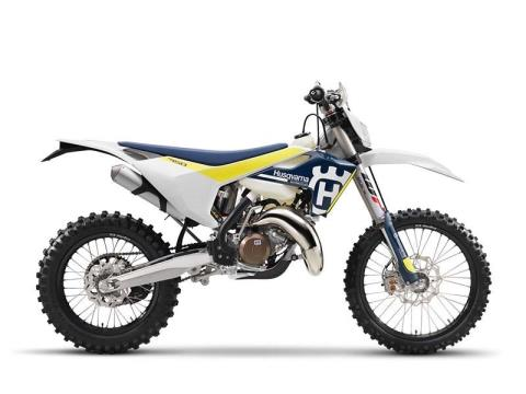 2017 Husqvarna TE 150 in Orange, California