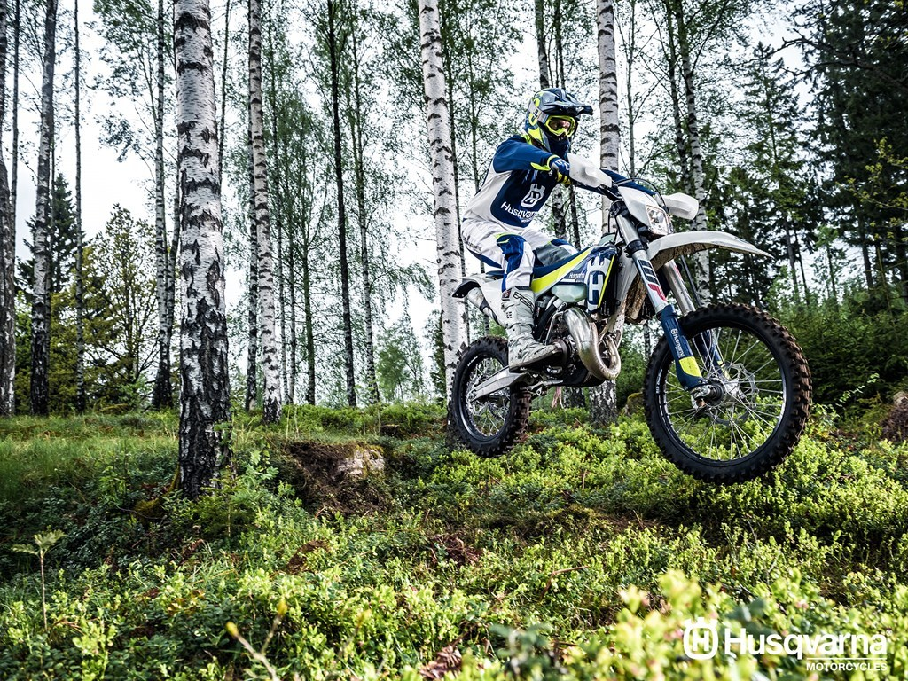 2017 Husqvarna TE 150 in Woodinville, Washington