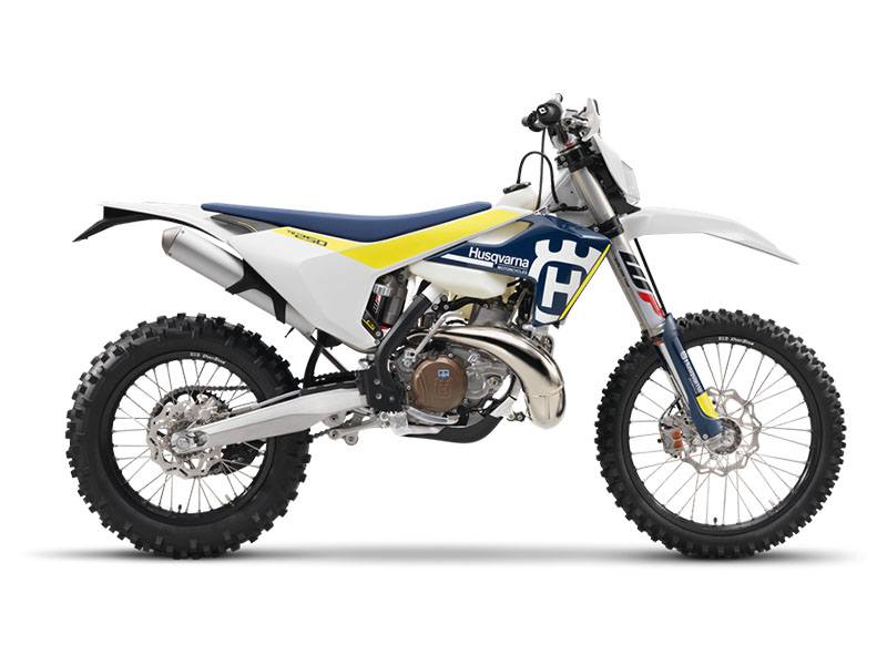 2017 Husqvarna TE 250 in Fontana, California