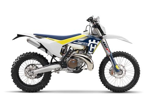 2017 Husqvarna TE 250 in Orange, California