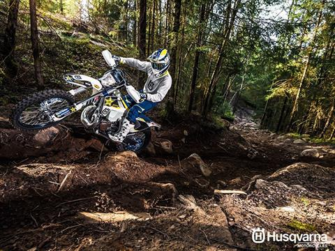 2017 Husqvarna TE 250 in Bingen, Washington
