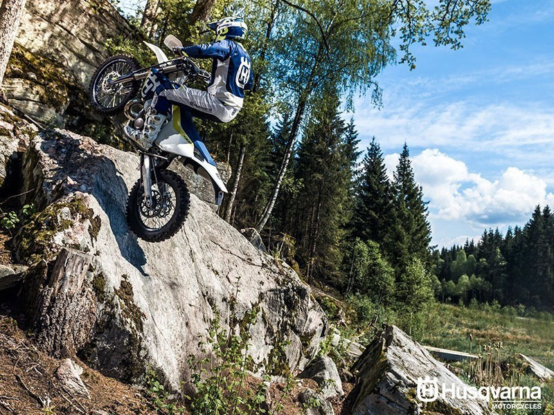 2017 Husqvarna TE 300 in Woodinville, Washington