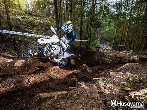 2017 Husqvarna TX 300 in Bingen, Washington
