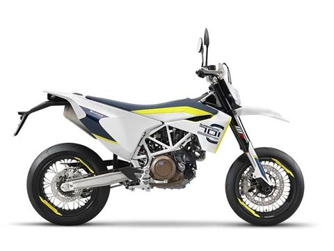 2017 Husqvarna 701 Supermoto in Orange, California