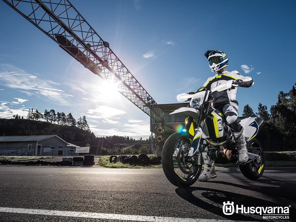2017 Husqvarna 701 Supermoto in Eureka, California