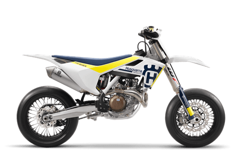 2017 Husqvarna FS 450 in Orange, California