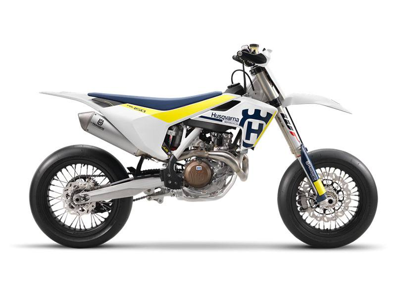 2017 Husqvarna FS 450 in Berkeley, California