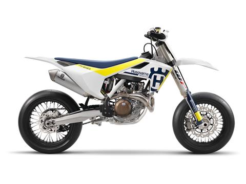 2017 Husqvarna FS 450 in Bingen, Washington
