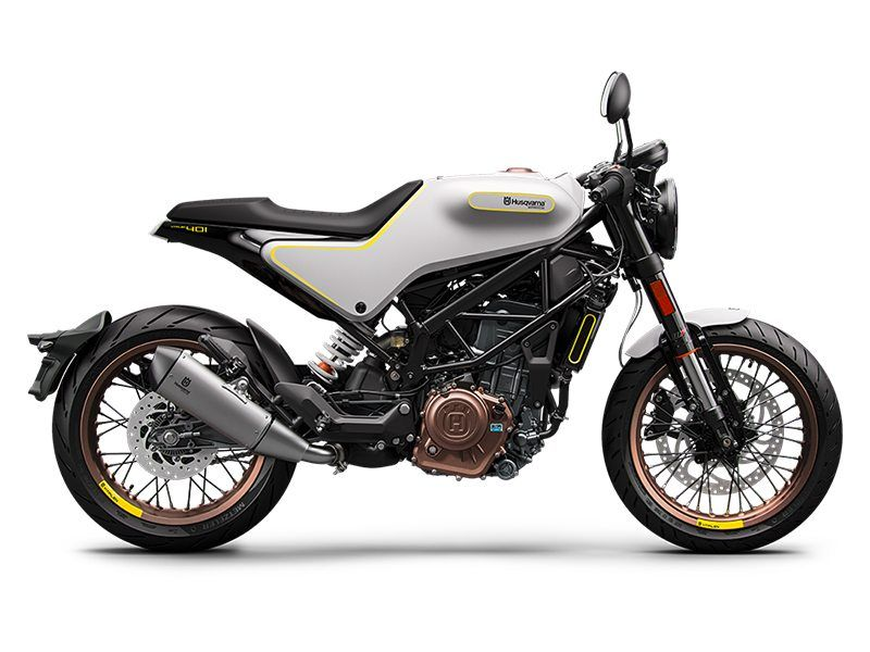 2018 Husqvarna Vitpilen 401 in Berkeley, California