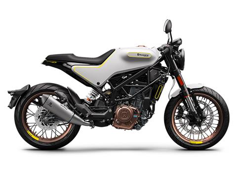 2018 Husqvarna Vitpilen 401 in Troy, New York