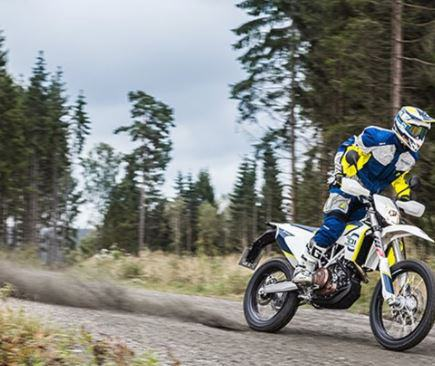 2018 Husqvarna 701 Enduro in Appleton, Wisconsin