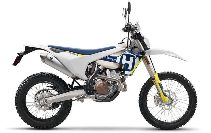 2018 Husqvarna FE 250 in Castaic, California