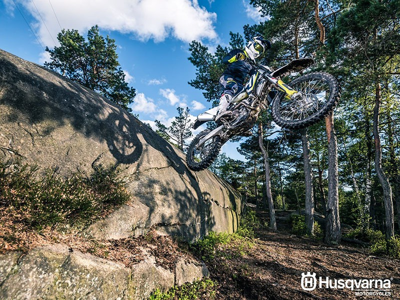 2018 Husqvarna FE 250 in Northampton, Massachusetts