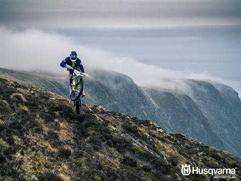 2018 Husqvarna FE 250 in Ukiah, California