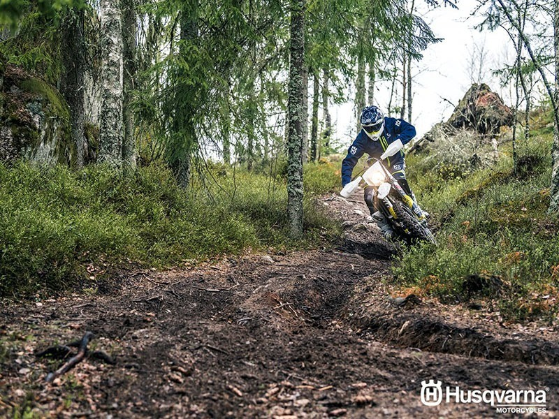 2018 Husqvarna FE 250 in Gresham, Oregon