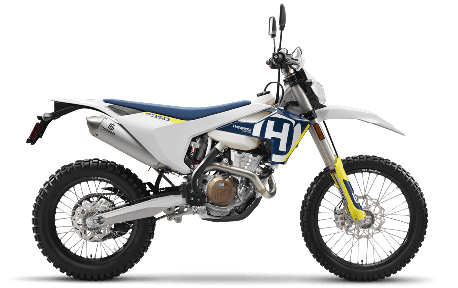2018 Husqvarna FE 350 in Berkeley, California