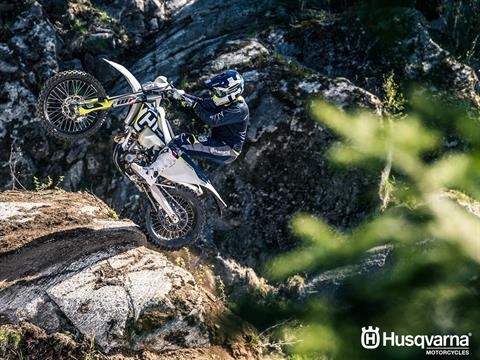 2018 Husqvarna FE 350 in Castaic, California