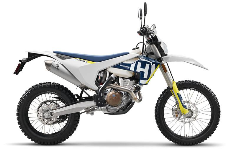 2018 Husqvarna FE 350 in Eureka, California