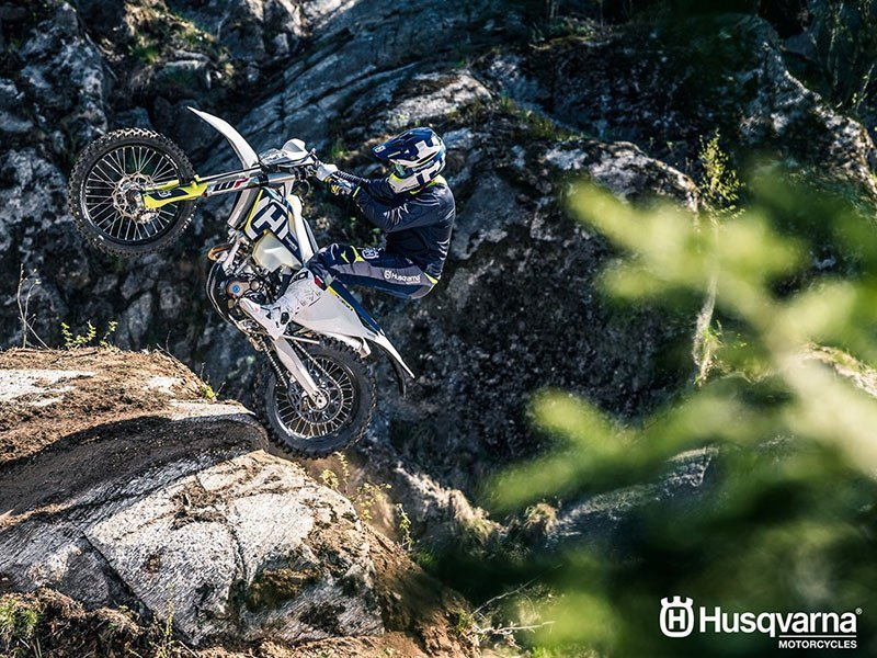 2018 Husqvarna FE 350 in Clarence, New York