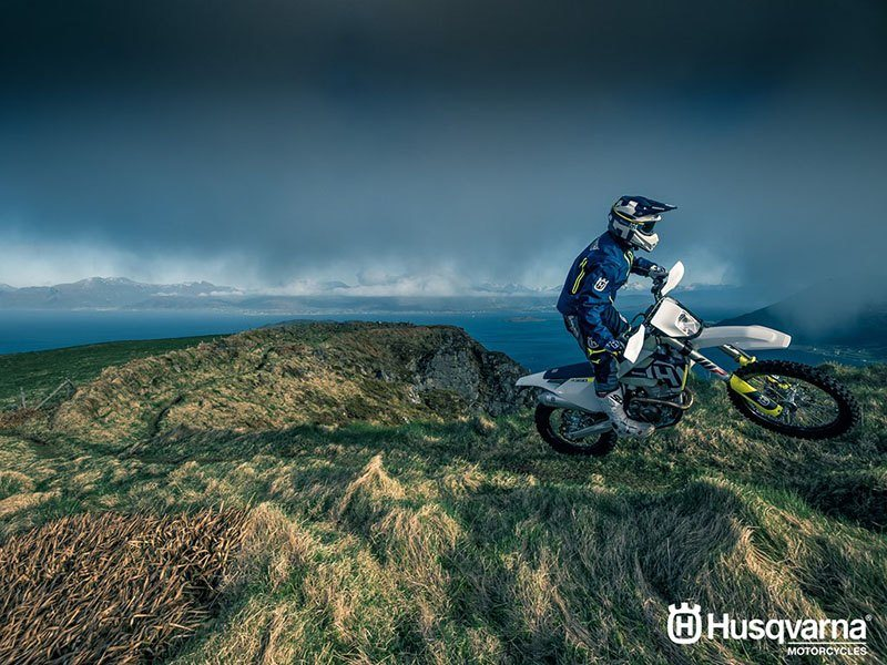 2018 Husqvarna FE 350 in Costa Mesa, California - Photo 6