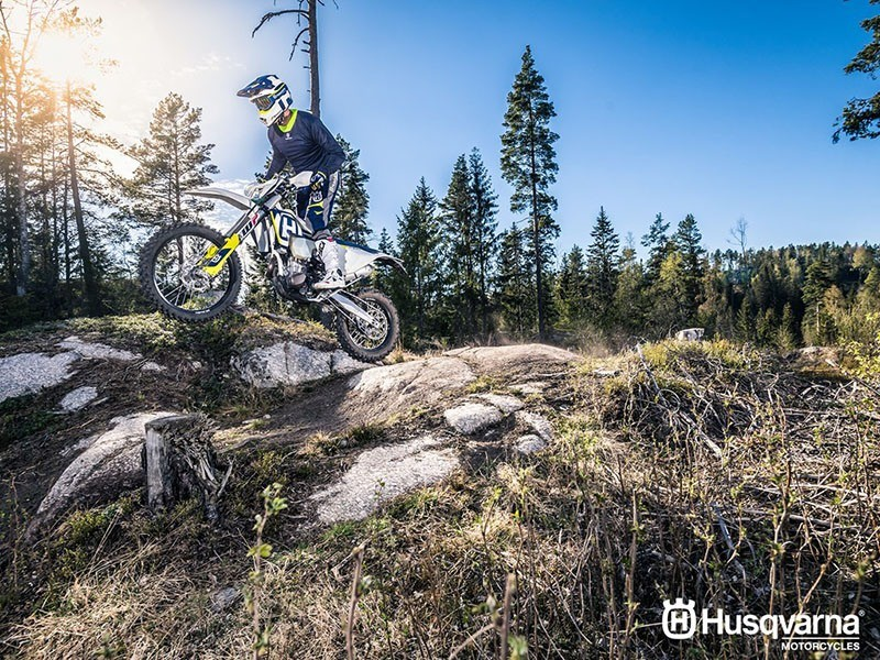 2018 Husqvarna FE 450 in Appleton, Wisconsin