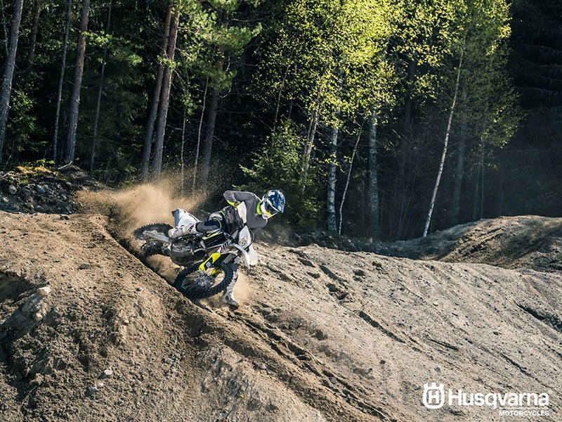 2018 Husqvarna FE 450 in Moses Lake, Washington