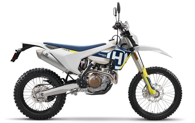 2018 Husqvarna FE 501 in Ukiah, California