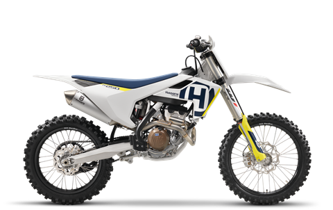2018 Husqvarna FC 250 in Greenwood Village, Colorado