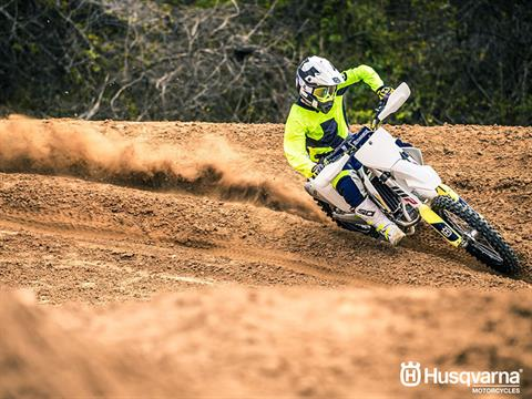 2018 Husqvarna FC 250 in Norfolk, Virginia - Photo 5