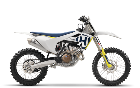 2018 Husqvarna FC 350 in Greenwood Village, Colorado