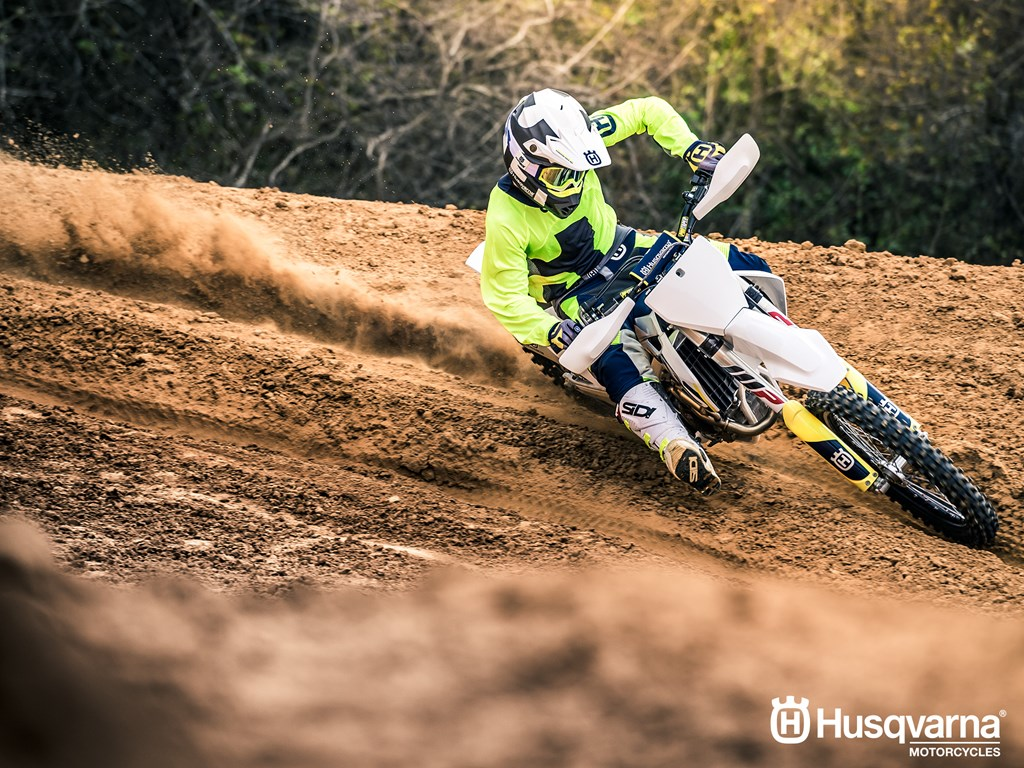 2018 Husqvarna FC 350 in Moses Lake, Washington