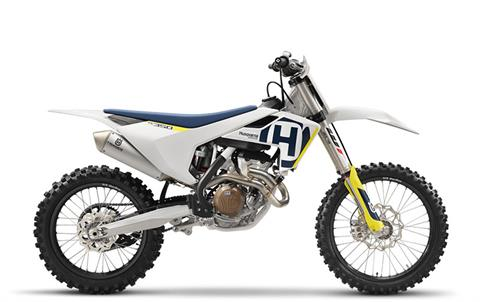 2018 Husqvarna FC 350 in Northampton, Massachusetts
