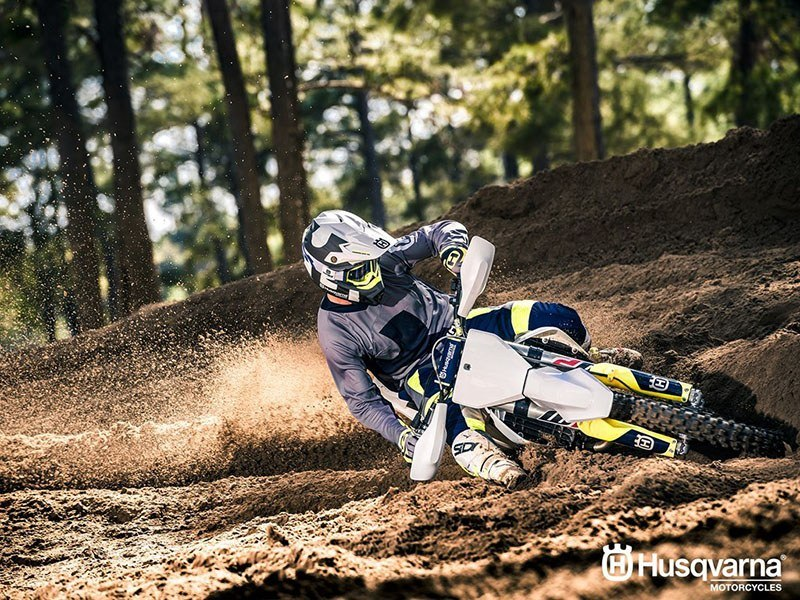 2018 Husqvarna FC 350 in Victorville, California - Photo 2