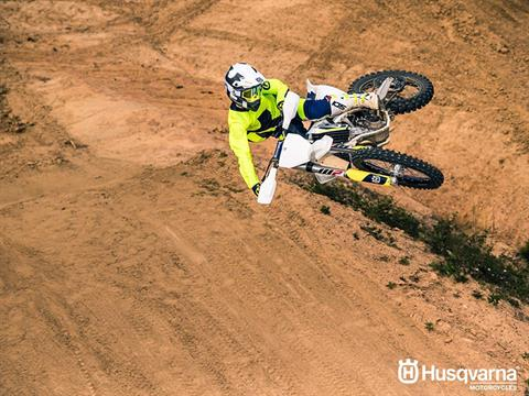 2018 Husqvarna FC 350 in Fayetteville, Georgia - Photo 4