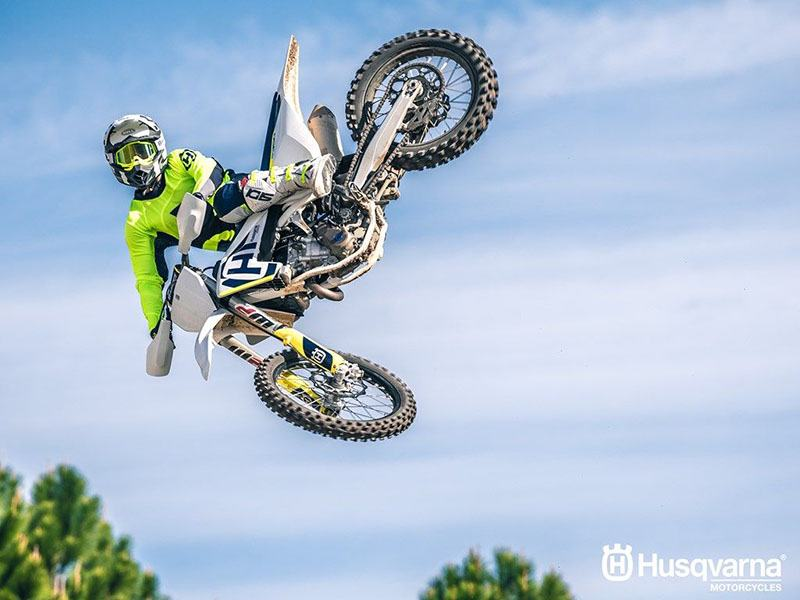 2018 Husqvarna FC 350 in Berkeley, California