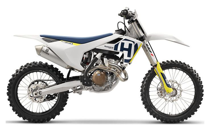 2018 Husqvarna FC 350 in Fayetteville, Georgia - Photo 1