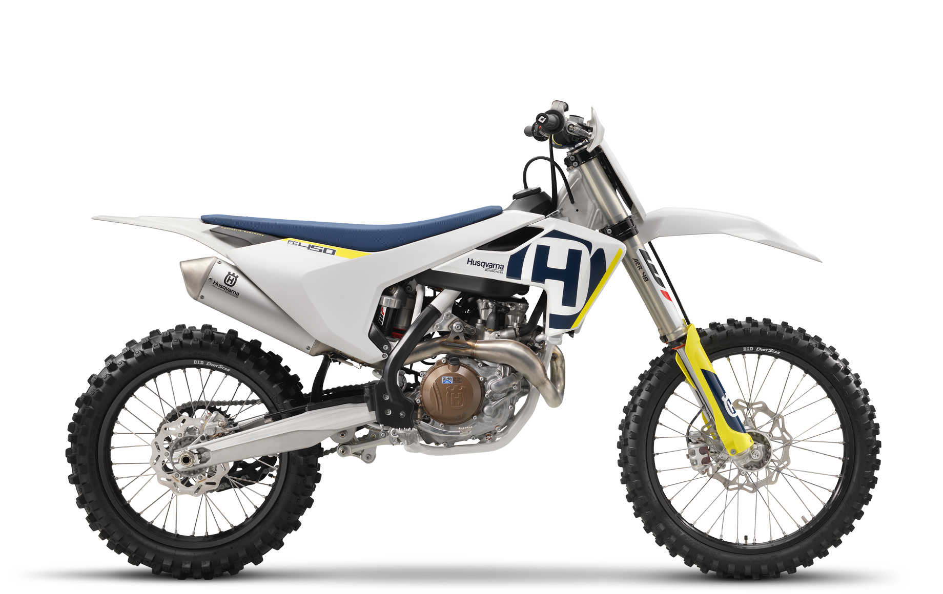 2018 Husqvarna FC 450 in Castaic, California