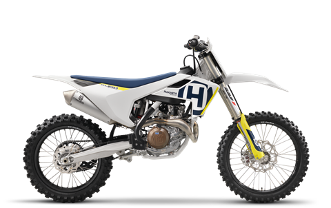 2018 Husqvarna FC 450 in Bristol, Virginia