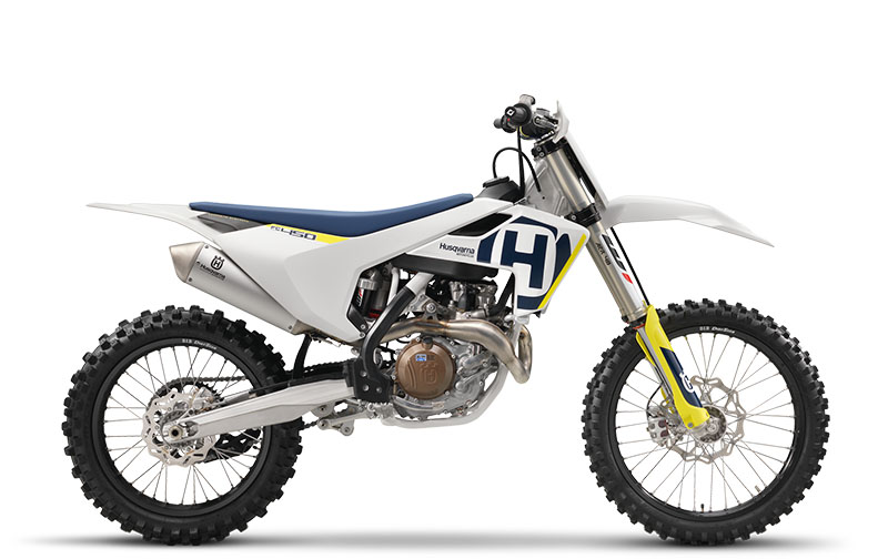 2018 Husqvarna FC 450 in Victorville, California