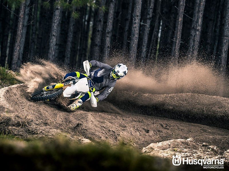 2018 Husqvarna FC 450 in Moses Lake, Washington - Photo 3