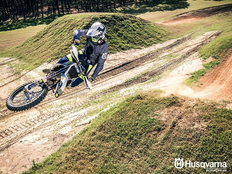 2018 Husqvarna FC 450 in Costa Mesa, California - Photo 4
