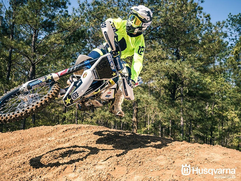 2018 Husqvarna FC 450 in Moses Lake, Washington - Photo 5