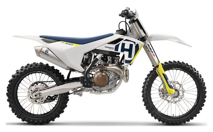 2018 Husqvarna FC 450 in Moses Lake, Washington - Photo 1