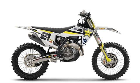 2018 Husqvarna FC 450 Rockstar Edition in Troy, New York